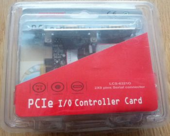 PCIe -Controller Card
